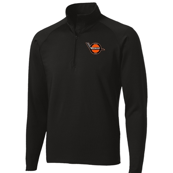 Picture of Omaha Lancers Sport Stretch ½ Zip Pullover