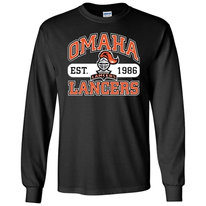 Picture of Lancers Hockey Long Sleeve Shirt (LANCERS-018)