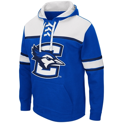 Picture of Creighton Colosseum® Hockey Hooded Sweatshirt