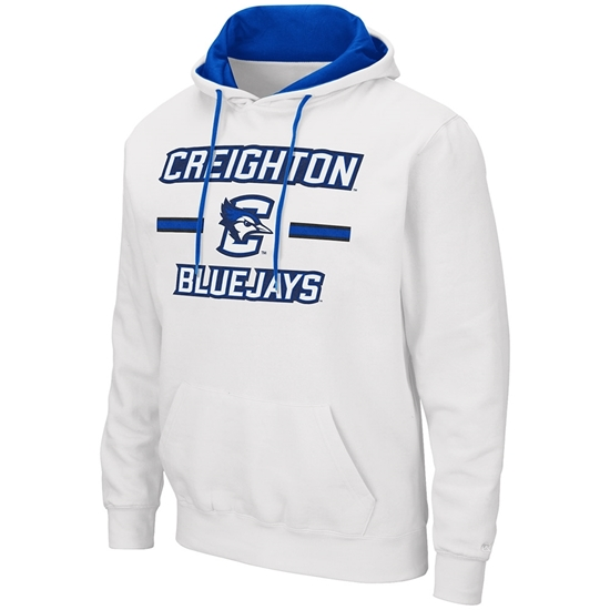 Picture of Creighton Colosseum® Comic Book Hooded Sweatshirt