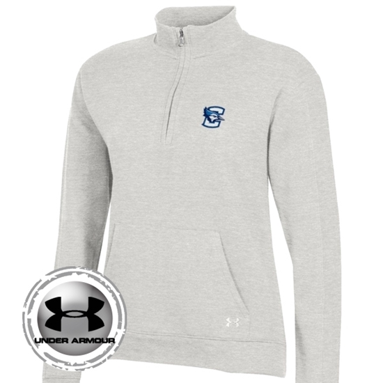 Picture of Creighton Under Armour® Ladies All Day Fleece ¼ Zip Pullover