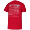 Picture of Nebraska Adidas® This is the Place Short Sleeve Shirt