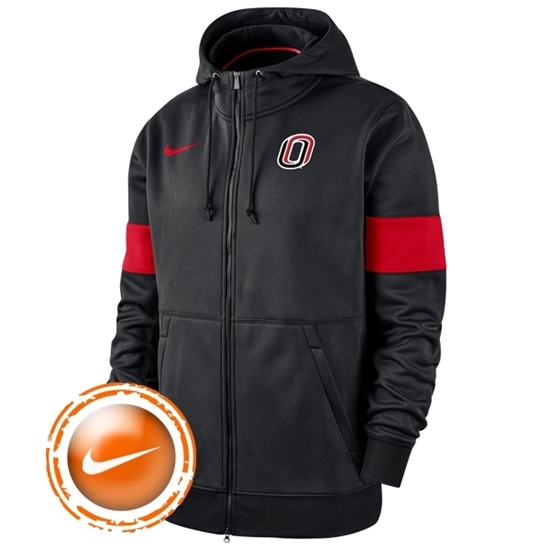 Picture of UNO Nike® Sideline Therma-Fit Full Zip Hoodie