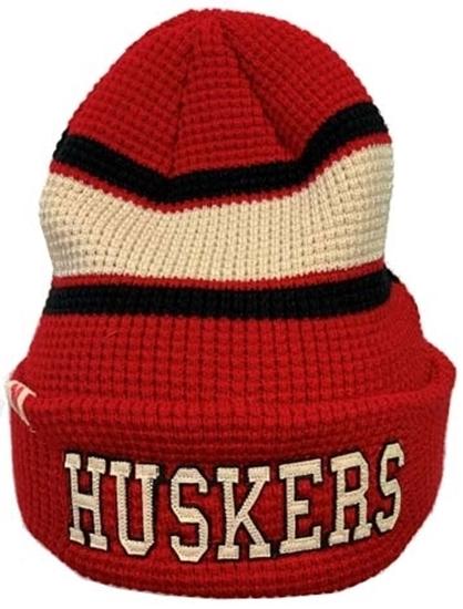 Picture of Nebraska Z Legendary Knit | Stocking Hat