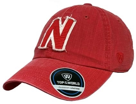 Picture of Nebraska TOW Wave Hat | Snapback