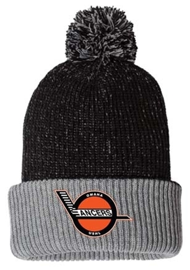Picture of Lancers Retro Speckled Pom