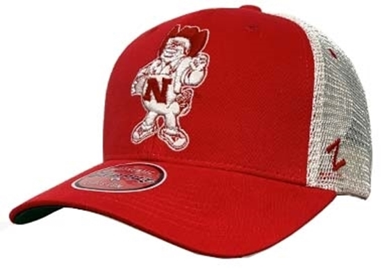 Picture of Nebraska Z Reload Hat | Snapback