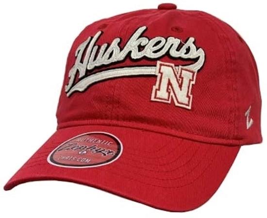 Picture of Nebraska Z Homer Hat | Adjustable