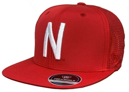 Picture of Nebraska TOW Flit Hat | Snapback
