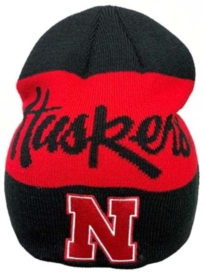 Picture of Nebraska Adidas® Coach Beanie