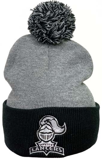 Picture of Lancers Knight Pom Beanie