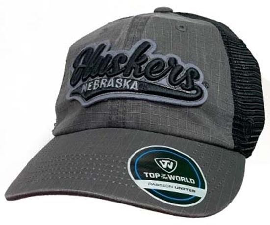 Picture of Nebraska TOW Spade Hat | Adjustable