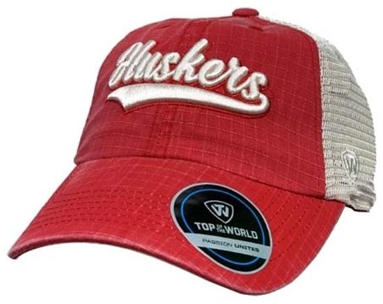 Picture of Nebraska TOW Raggs Hat | Adjustable