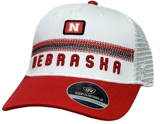 Picture of Nebraska TOW Bay Hat| Adjustable