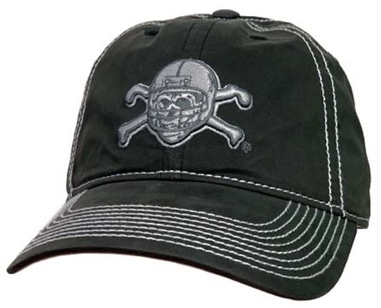 Picture of Nebraska Adidas® Waxed Slouch Hat - Adjustable