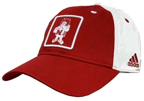 Picture of Nebraska Adidas® Slouch Hat- Adjustable
