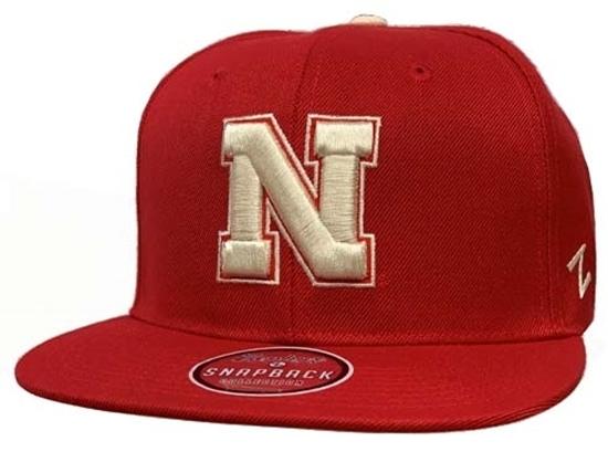 Picture of Nebraska Z Z11 Sepia Hat   Snapback