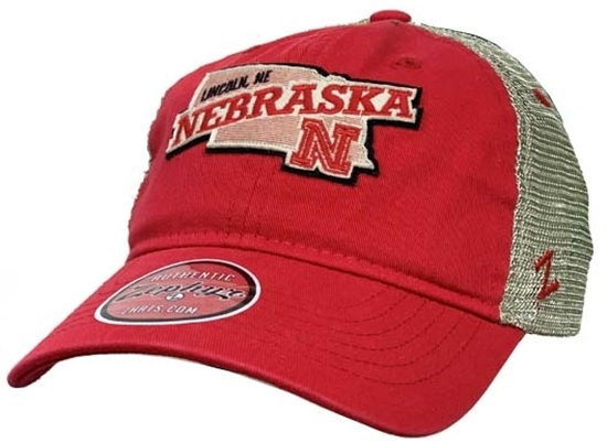 Picture of Nebraska Z Freeway Hat | Adjustable