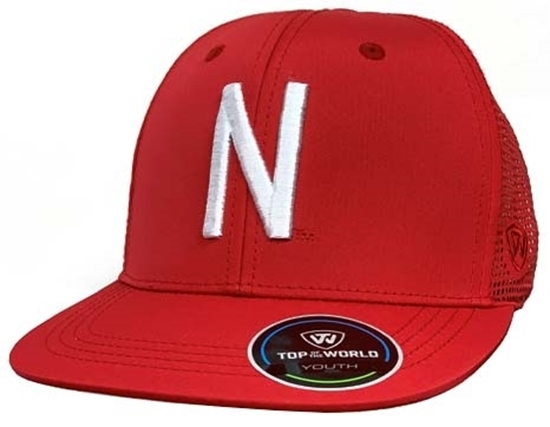 Picture of Nebraska TOW Youth Ady Hat | Snapback