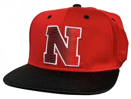 Picture of Nebraska TOW Youth Phase Hat   Snapback