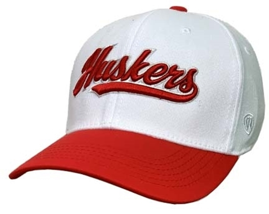 Picture of Nebraska  TOW Infield Hat | One Fit