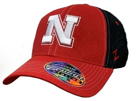 Picture of Nebraska Z Clash Hat | Stretch Fit