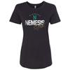 Picture of Nebraska Nemesis Gold Ladies Short Sleeve Shirt (NN002G)