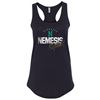 Picture of Nebraska Nemesis Gold Ladies Racerback Tank Top (NN002G)
