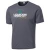 Picture of Nebraska Nemesis Gold Performance Short Sleeve Shirt (NN002G)