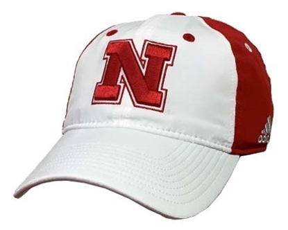 Picture of Nebraska Adidas® Coach Flex Hat