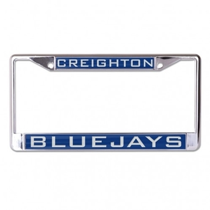 Picture of CU Laser Etched Plate Frame