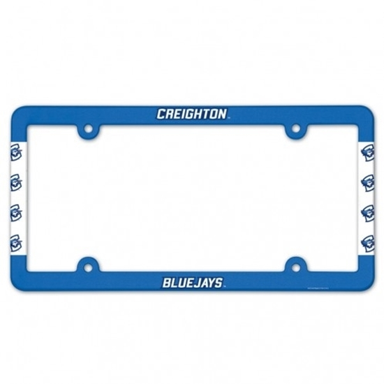 Picture of Creighton Plastic License Frame