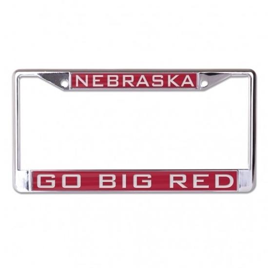 Picture of NU Go Big Red Laser License Frame