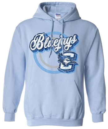 Picture of Creighton Hooded Sweatshirt (CU-177)
