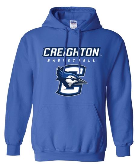 Picture of Creighton Youth Basketball Hooded Sweatshirt