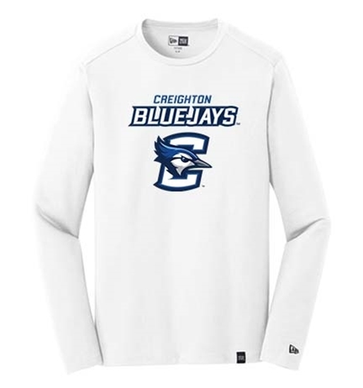 Picture of Creighton Heritage Blend Long Sleeve Shirt (CU-191)
