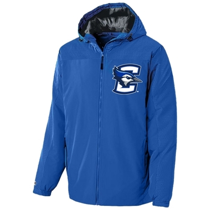 Picture of Creighton Baseball Bionic Hooded Jacket