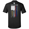 Picture of Lancers Hockey First Responder Night Short Sleeve Shirt