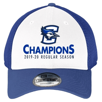Picture of Creighton 2019-20 Big East Basketball Regular Season Champions Contrast Mesh Cap