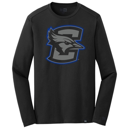 Picture of Creighton Heritage Blend Long Sleeve Shirt (CU-212)