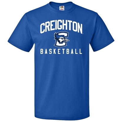 Picture of Creighton Basketball Short Sleeve Shirt (CU-168)