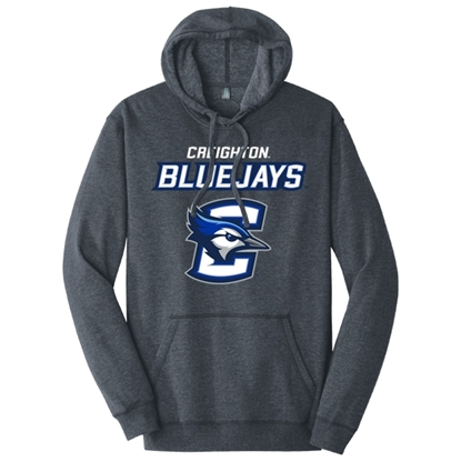 Picture of Creighton Lightweight Hooded Sweatshirt (CU-191)