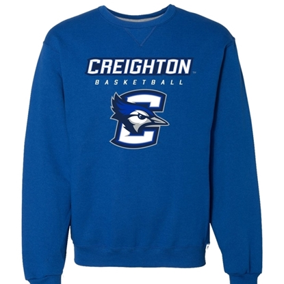 Picture of Creighton Basketball Sweatshirt (CU-193)