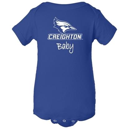Picture of Creighton Infant Baby Rib Bodysuit