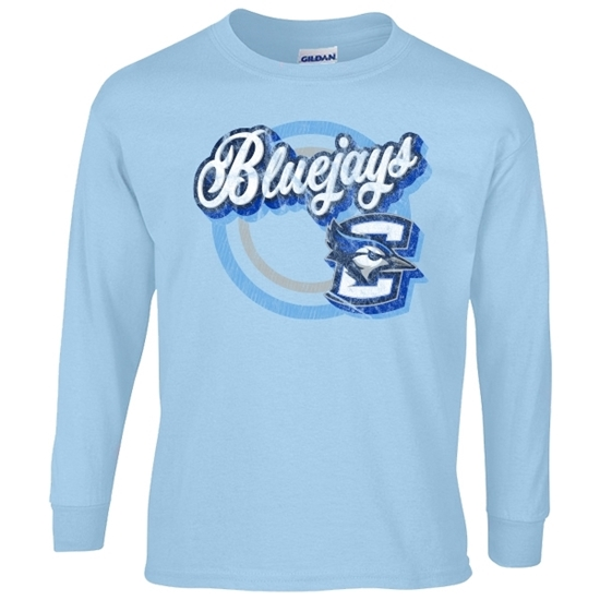 Picture of Creighton Youth Long Sleeve Shirt (CU-177)