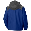 Picture of Creighton Columbia® Youth Glennaker Full Zip Rain Jacket