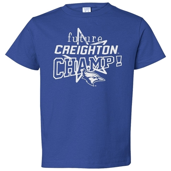 Picture of Creighton Toddler Future Champ Short Sleeve Shirt