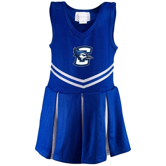 Picture of Creighton Toddler Girls Cheer Dress
