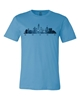 Picture of Omaha Skyline Cool Watercolor T-shirt