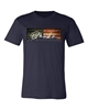 Picture of Omaha Skyline Old Flag T-shirt